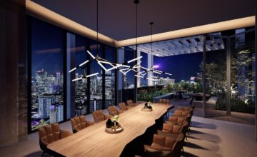One Pearl Bank Function Room Singapore