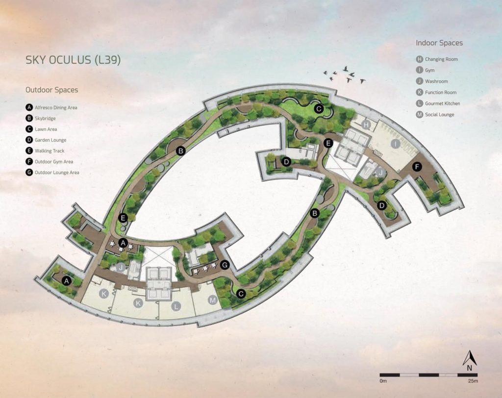 One Pearl Bank Site Plan 3 Singapore